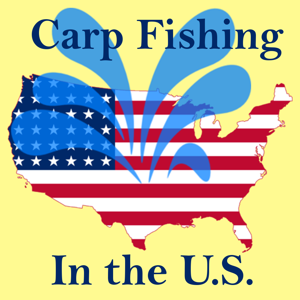 IG Carp fishing in us Lake fishing tips